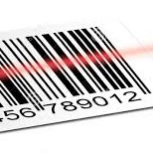 Material management by barcode scanning